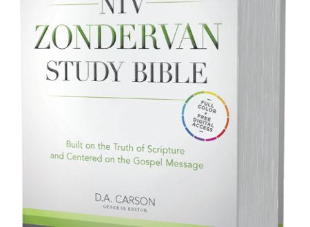 Nuova Bibbia da studio, Study Bible, curata da D.A. Carson