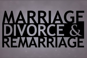 Divorzio e seconde nozze