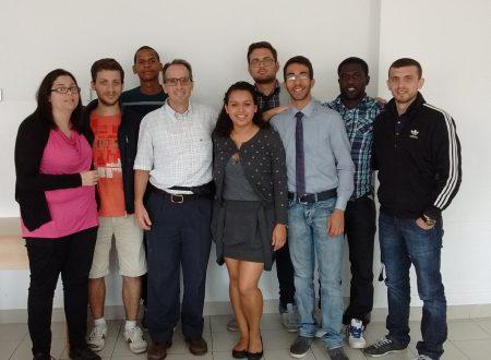 Una foto dei miei studenti e delle mie studentesse di Greco 2 della Facoltà avventista di teologia