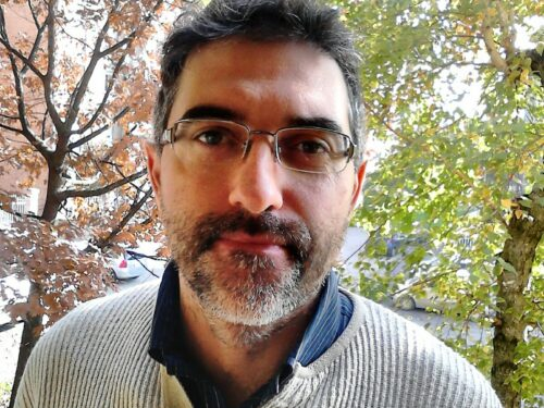 Patrick Galasso, un responsabile di chiesa del milanese