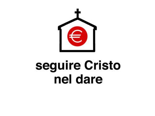 Servire Cristo nel dare