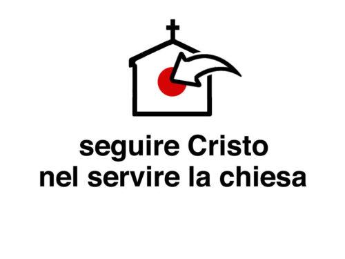 Seguire Cristo all'interno della chiesa