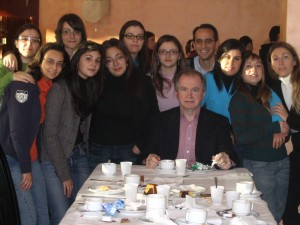 Carson Silvia Pietro e le ragazze di Chieti, da Rebecca
