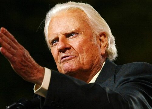 Billy Graham compie 97 anni