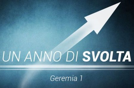 Un anno di svolta, sermone su Geremia 1 di Andrea Giorgi