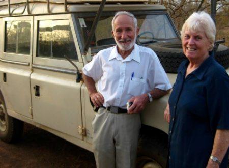 Pregate per i missionari australiani Ken e Jocelyn Elliot