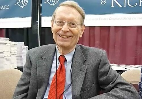 Died: Charles C. Ryrie, Theologian Whose Study Bible Shaped Dispensationalism