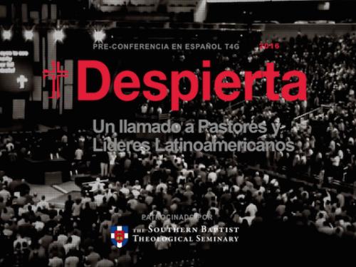 Despierta. Un llamado a Pastors y Lideres Latinoamericanos