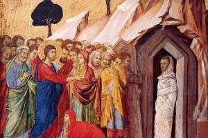 """La differenza tra il Lazzaro """"risorto"""" e il Cristo risorto"""