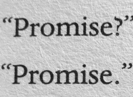 Ho aggiunto una risorsa sulle promesse di Dio