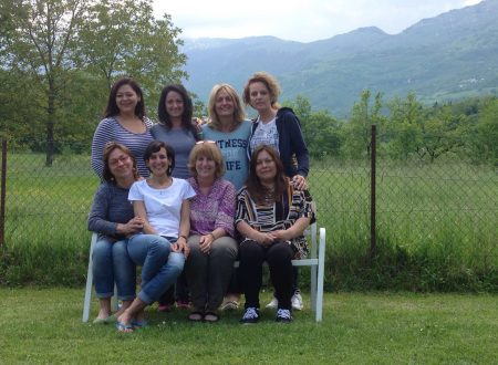 Un'esperienza importante con Linda Brucato per 7 donne della Chiesa Logos