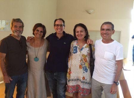 Fratelli e sorelle metodisti brasiliani!