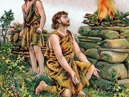 Ebrei 12:24: il sangue dell'aspersione che parla meglio del sangue d'Abele