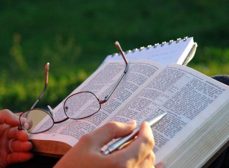 Vuoi imparare a studiare la Bibbia da te?