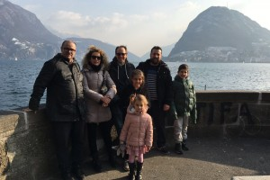 Visita a Lugano insieme a Simona Mancini