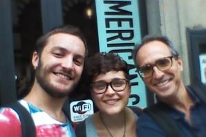 Un incontro da Arnold con i coordinatori studenti GBU Firenze