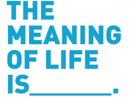Il senso della vita. Una nuova risorsa