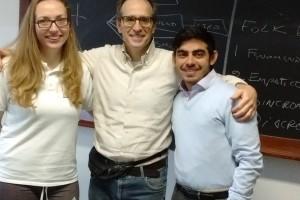 La mia studentessa e il mio studente del corso di Inglese 3 alla Facoltà avventista di teologia 16-17
