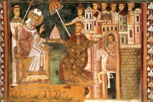 Vuoi capire il potere papale? Devi fare qualche passo indietro