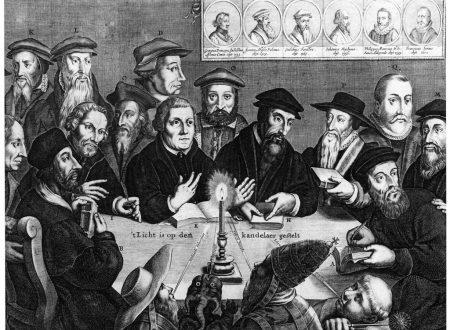 La Riforma protestante, due lezioni
