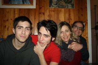 Ciavarella family xmas 16