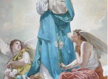 8 dicembre, la festa dell'Immacolata concezione
