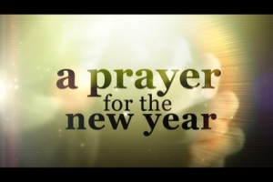 Una preghiera per il nuovo anno, da The Valley of Vision