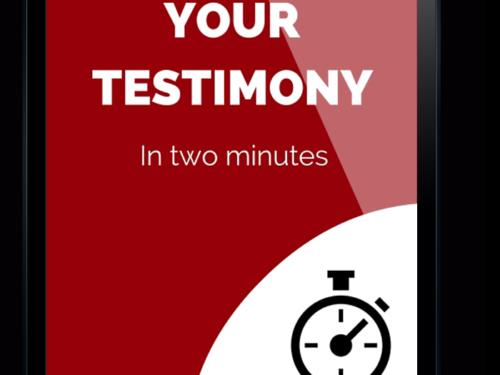 Consigli per la preparazione della tua testimonianza