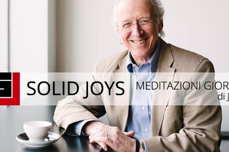 Solid Joys, John Piper e Nuova Vita Bologna
