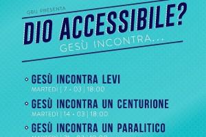 Dio è accessibile? 3 martedì dei GBU di Firenze
