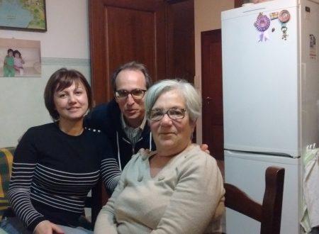 Una bella comunione fraterna con delle sorelle sarde