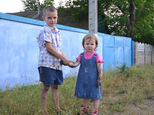 Anche tu puoi aiutare i bisognosi della Moldavia!