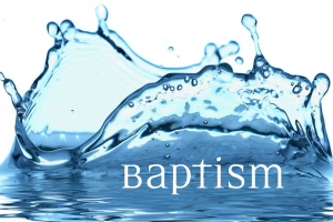Quand'è il momento per battezzarsi?