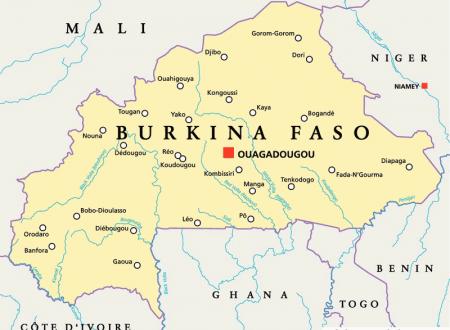 Pregare per la diffusione del vangelo in Burkina Faso