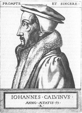 Il discorso d'addio di Giovanni Calvino: tutto ciò che ho fatto non ha alcun valore