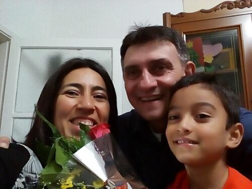 Formarsi in Spagna per servire in Italia, la famiglia Lentini