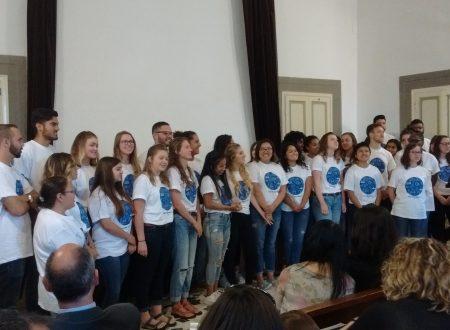 Studenti (quasi tutti) americani di Villa Aurora 2016-17