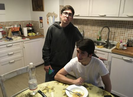 I fratelli Ciavarella in cucina