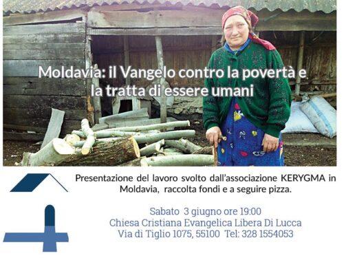 Moldavia: il Vangelo contro la povertà e la tratta di esseri umani