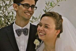 Sposi Andrea e Ruthi!