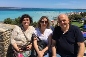 Con cari amici e care amiche della Sardegna