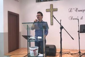 Raoul Musci dà la sua testimonianza a Busto Arsizio