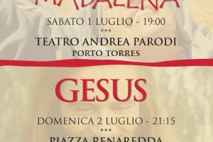Il film Jesus in sardo! Ecco i primi appuntamenti