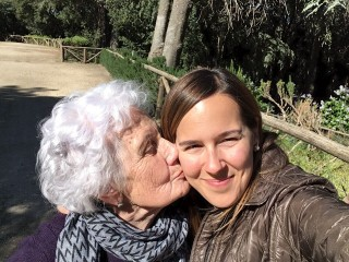 ila e nonna
