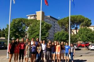 ACA Summer School Students 2017