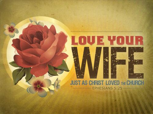 Tratta bene tua moglie, sennò Dio non ascolterà le tue preghiere
