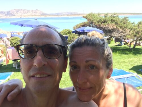 Grazie di cuore a voi che ci avete reso possibile una meravigliosa vacanza in Sardegna