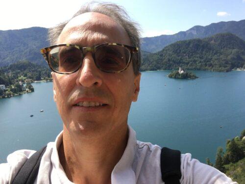Una vista straordinaria del Lago Bled