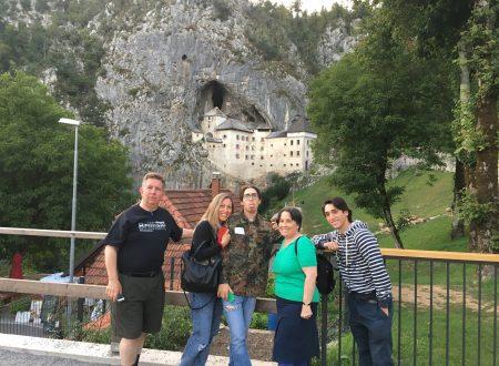 Le grotte di Postumia e Predjam Grad, Slovenia