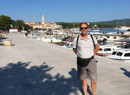 Un po' di relax a Krk (Veglia), Croazia